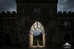 wedding pictures clearwell castle bride groom