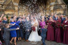 ettington park bride groom wedding
