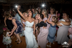 wedding pictures ellenborough park dance selfie bride groom