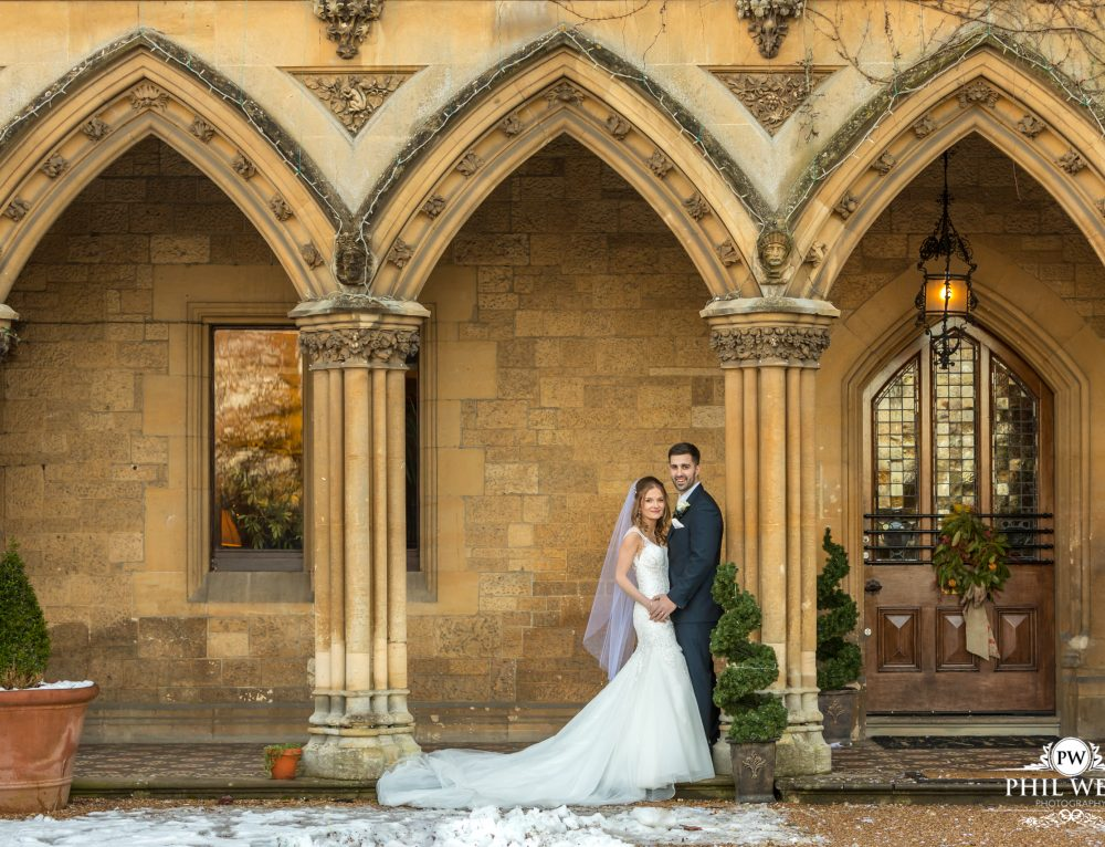 Shellie & Jac – Manor by the Lake