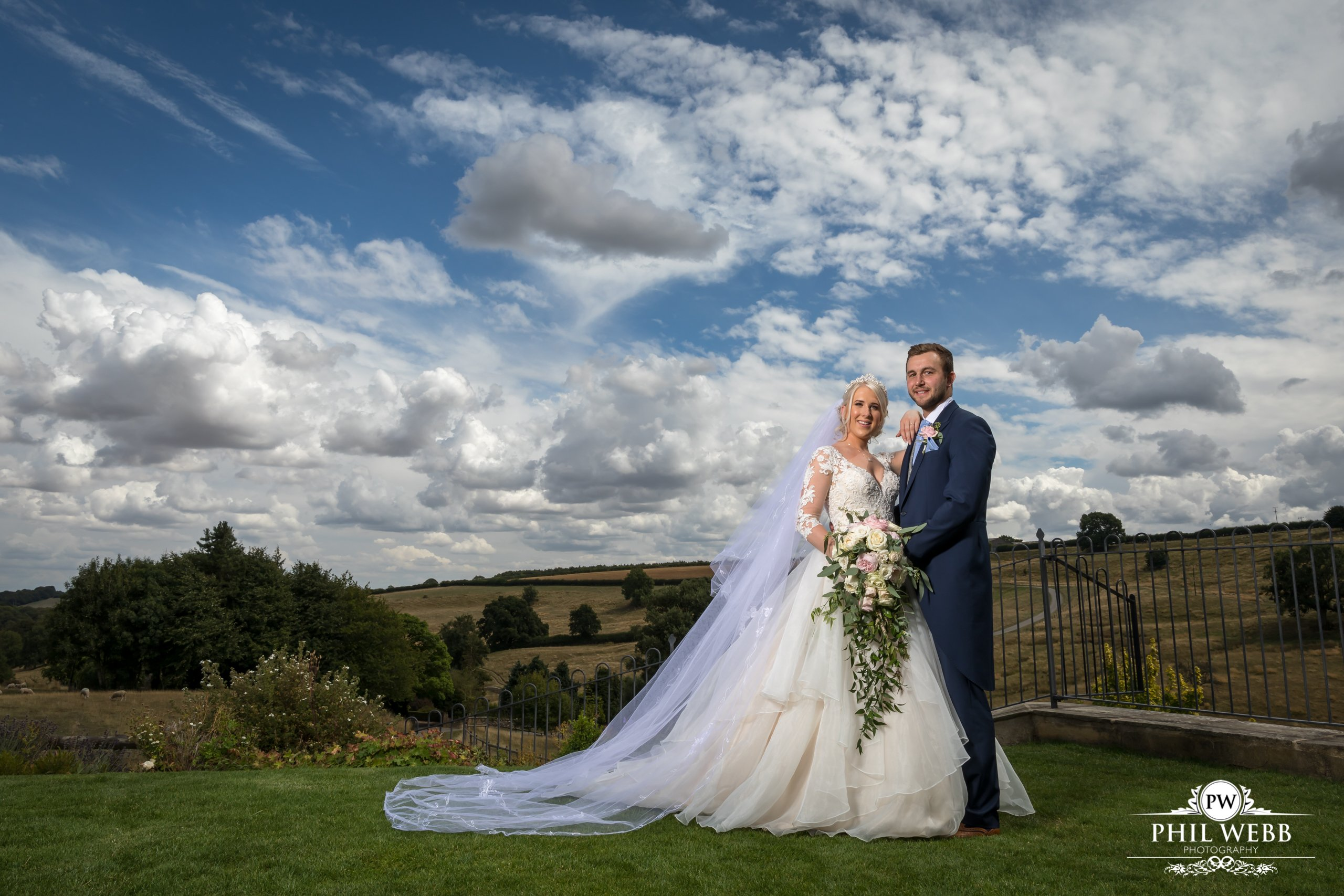 Amber & Paddy's Wedding - Kingscote Barn