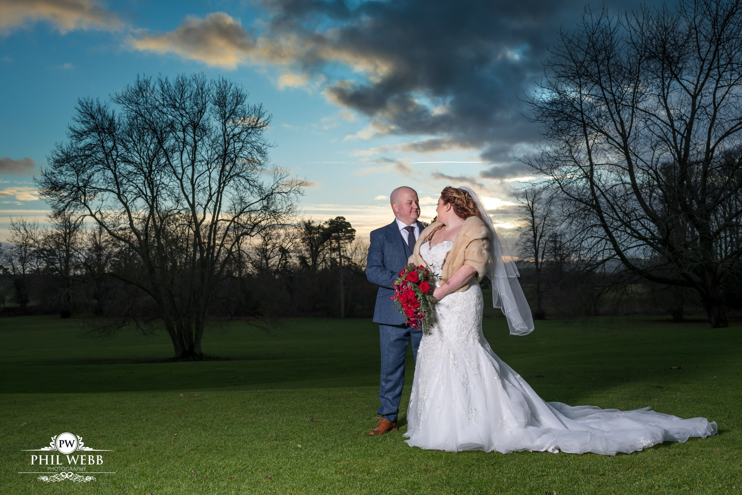 Rachel & James' Wedding - Ettington Park