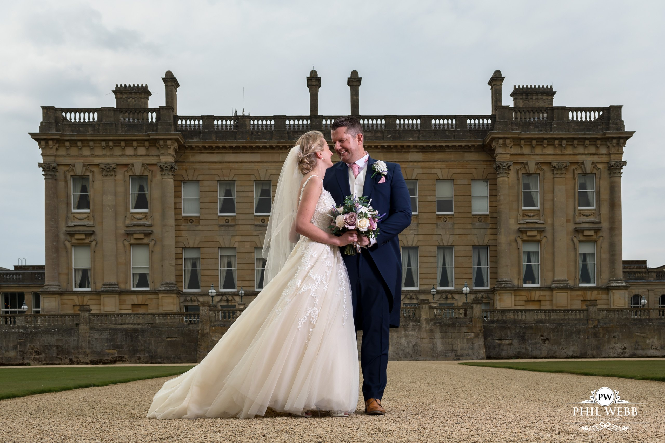 Annabel & Steve's Wedding - Heythrop Park Resort