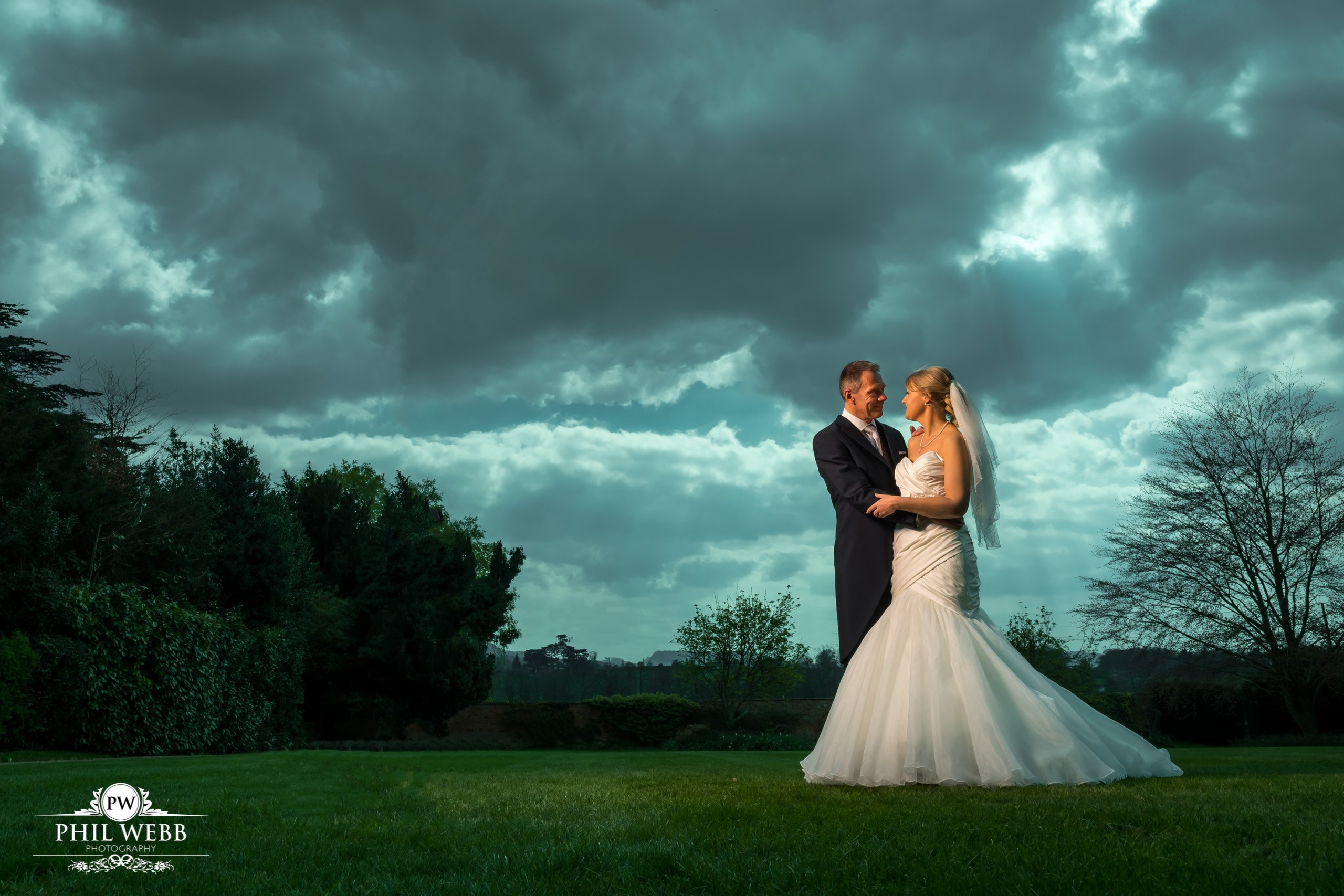 Tracey & Marc's Wedding - Stonehouse Court Hotel