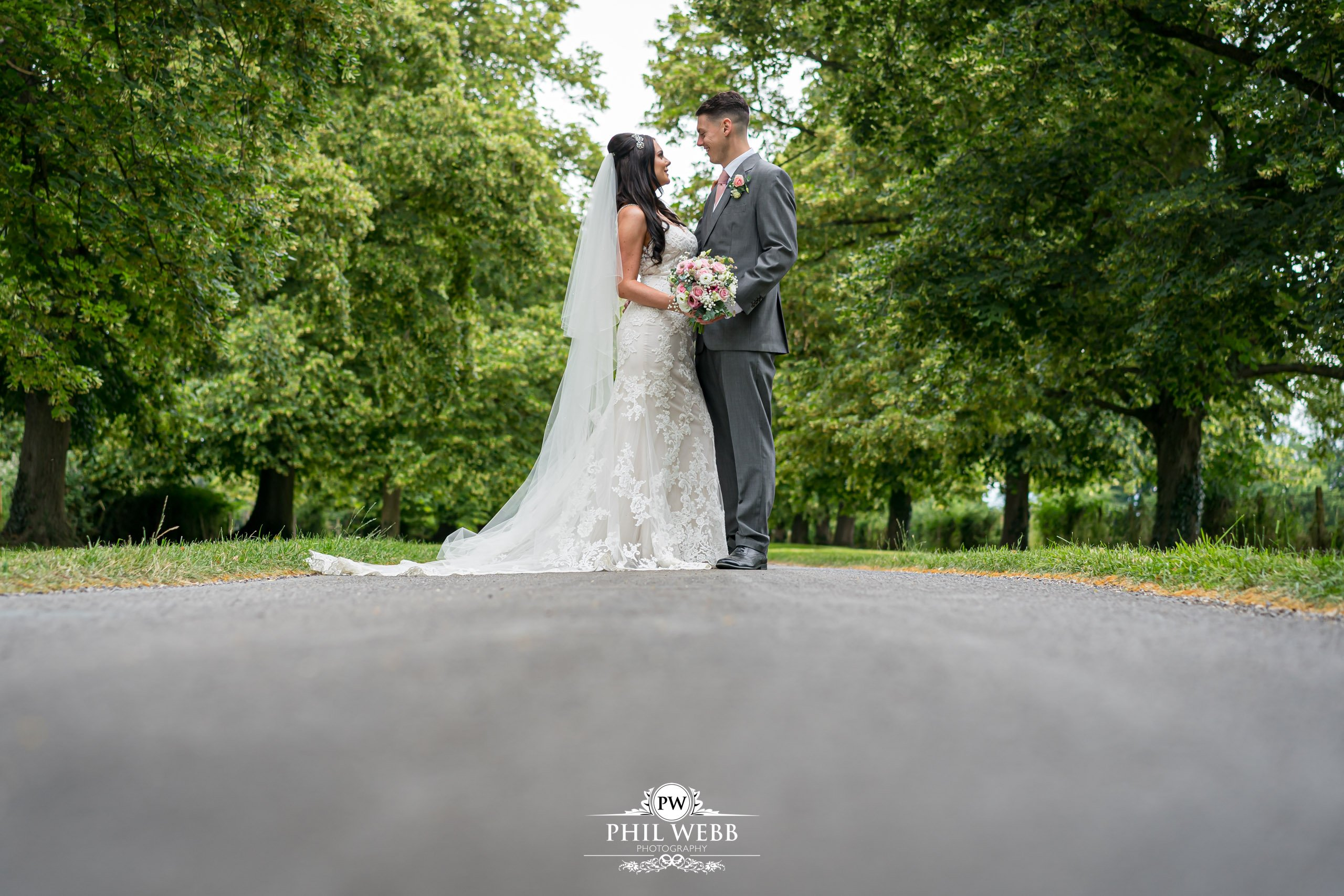 Katie & Jordan's Wedding - Eastington Park