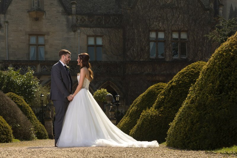 Amie & Stuart's Wedding - Manor by the Lake