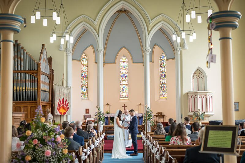 Hester & Luke's Wedding - Holy Trinity Church, Stroud