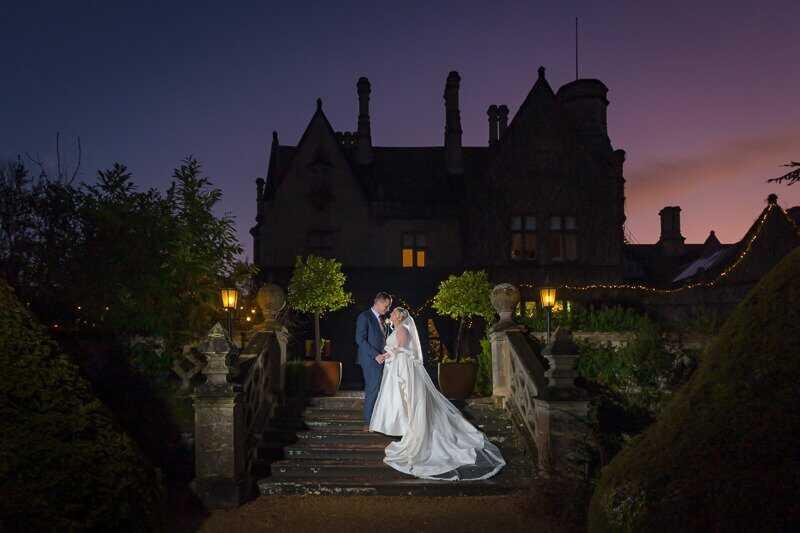 Jess & Josh's Wedding - Manor by the Lake