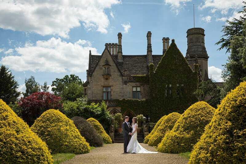 Jasmine & Joe's Wedding - Manor by the Lake