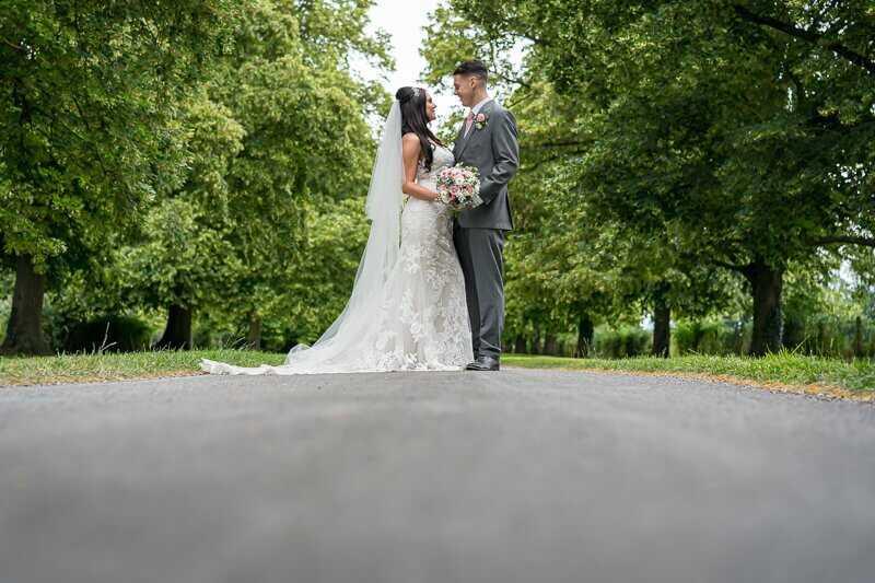 Katie & Jordan's Wedding - Eastington Park