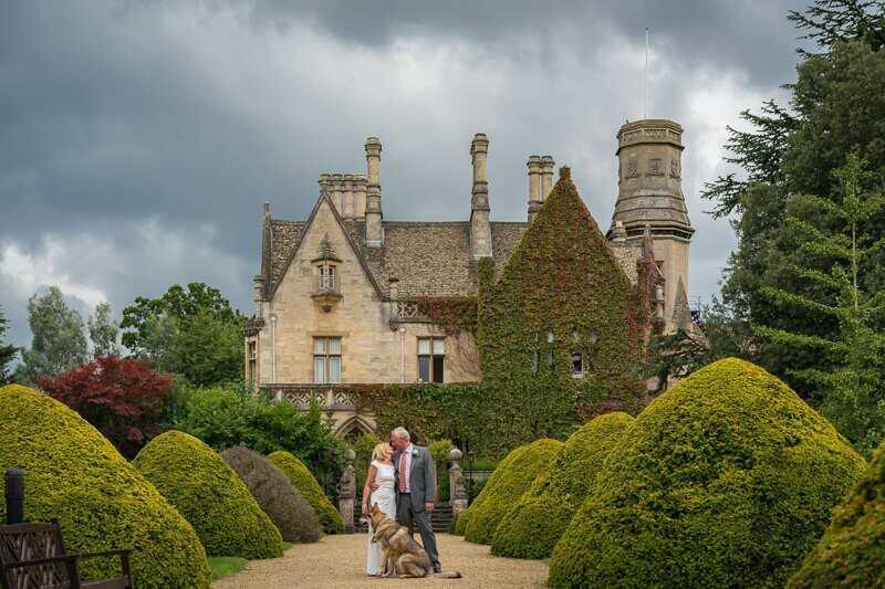 Liz & Davids' Wedding - Manor by the Lake