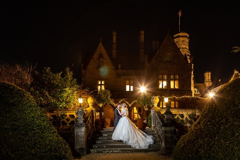 Natalie & James' Wedding - Manor by the Lake