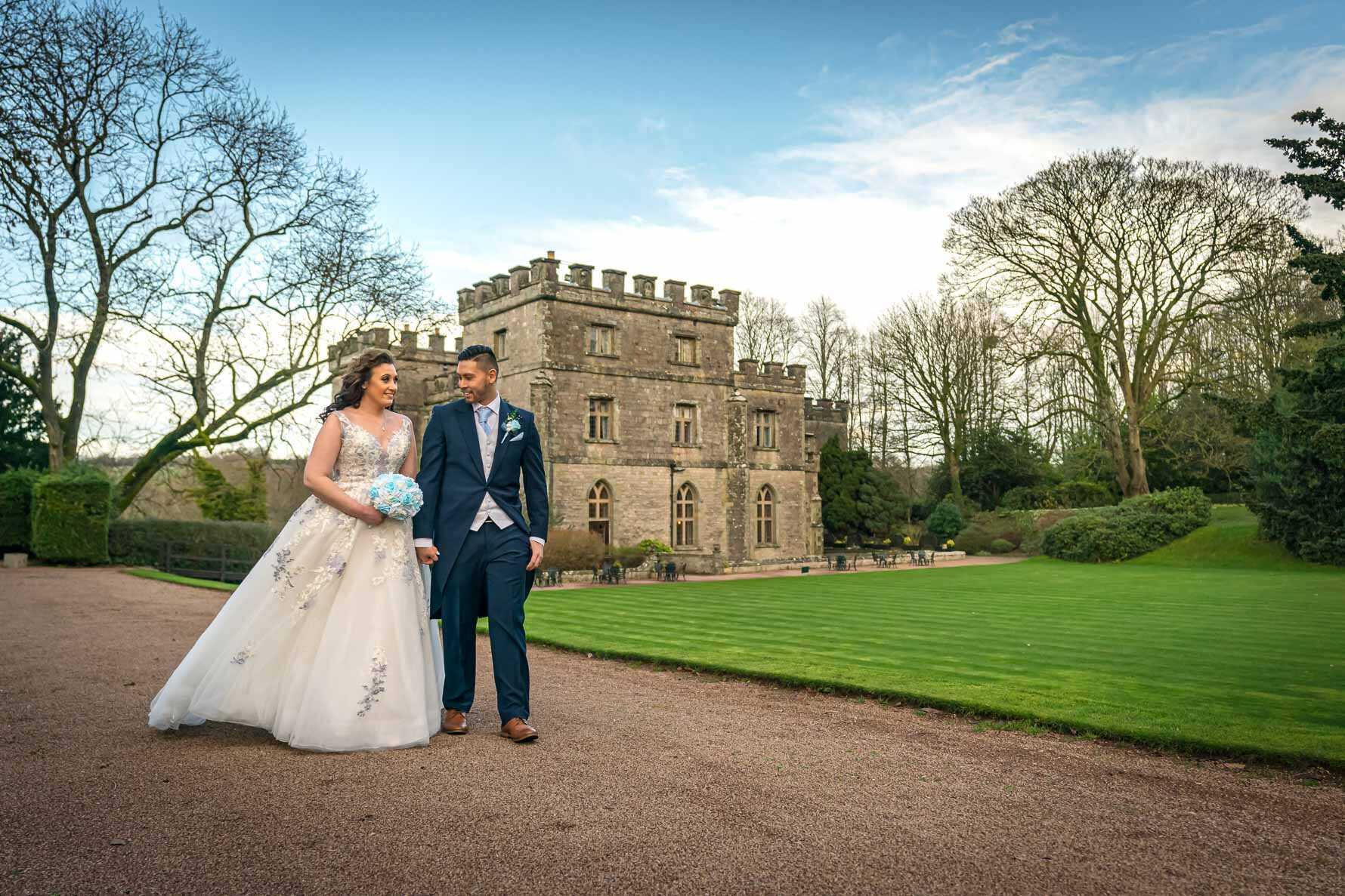 Chantelle & Ben's Wedding - Clearwell Castle