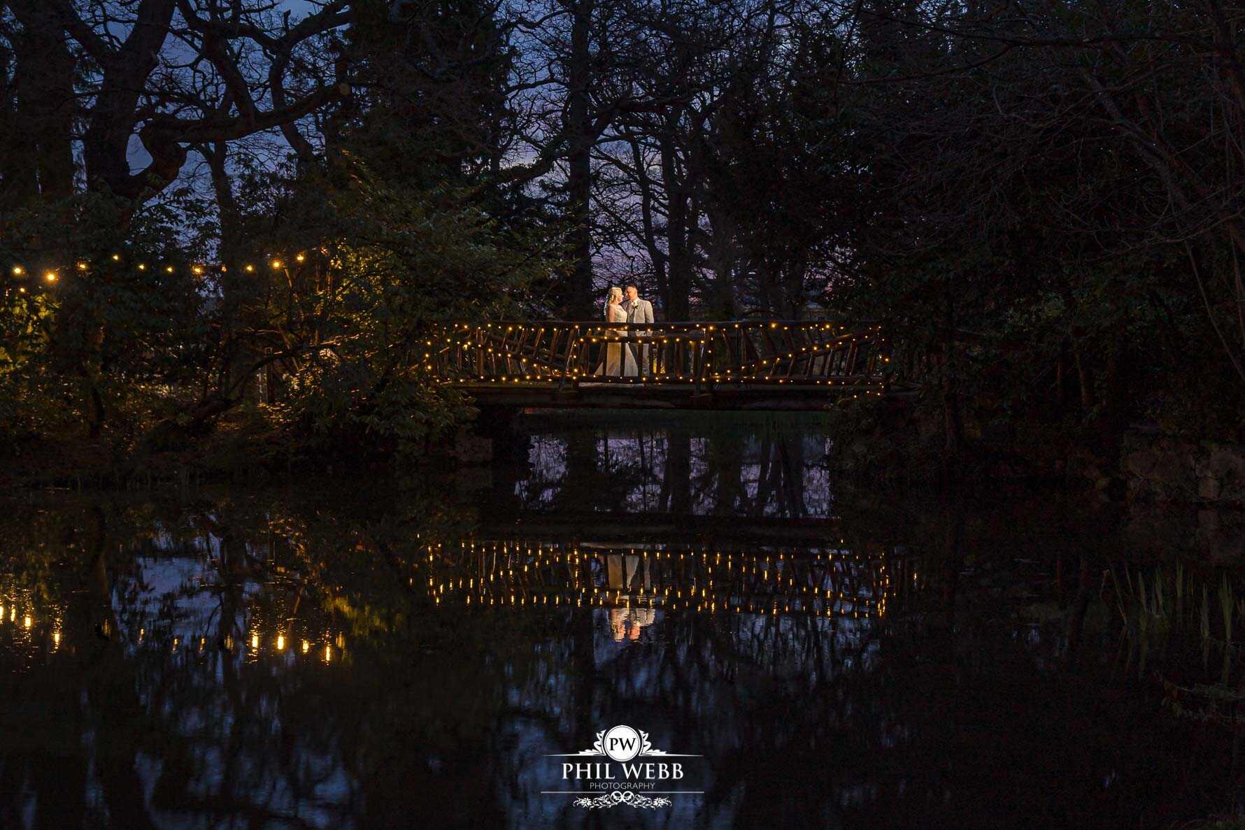 Adele & Jason's Wedding - Manor by the Lake